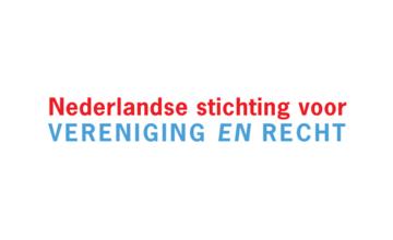 Nederlandse stichting voor vereniging en recht